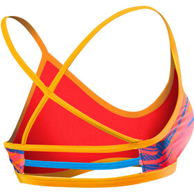 TYR Wave Rider Trinity Top Mujer, pink/blue